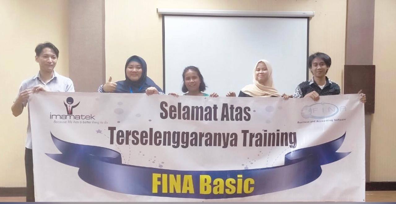 Training Basic FINA Software Akuntansi Februari 2020